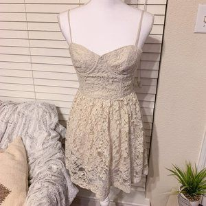 10 FOR $50 SALE! Abercrombie & Fitch Lace Dress
